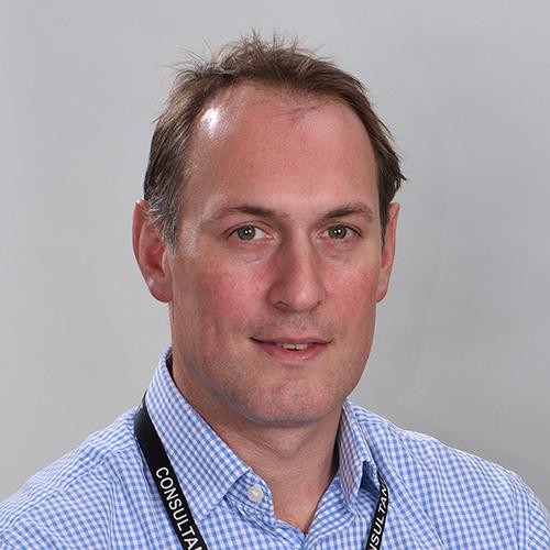Simon Hoskinson Consultant Orthopaedic Surgeon Eastbourne